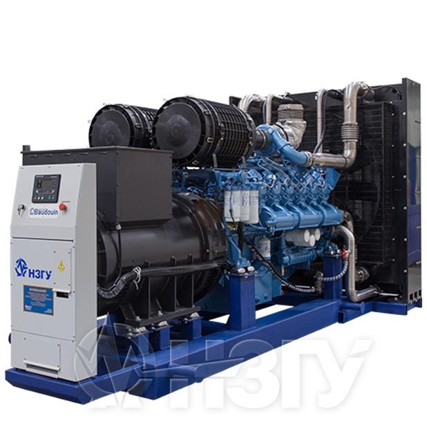 дизельная электростанция нзгу эдб-1000-4