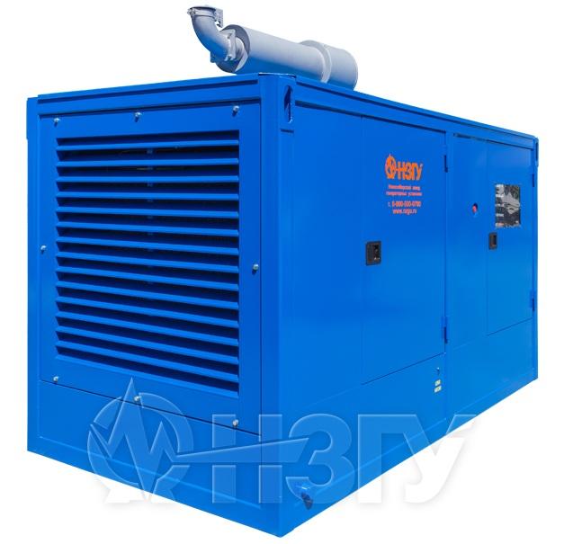 дизельная электростанция нзгу эдб-250-4-к