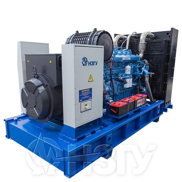 дизельная электростанция нзгу эдб-400-4