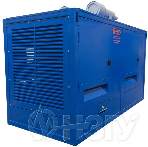 дизельная электростанция нзгу эдб-400-4-к