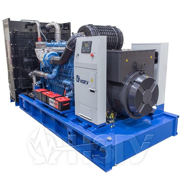 дизельная электростанция нзгу эдб-500-4
