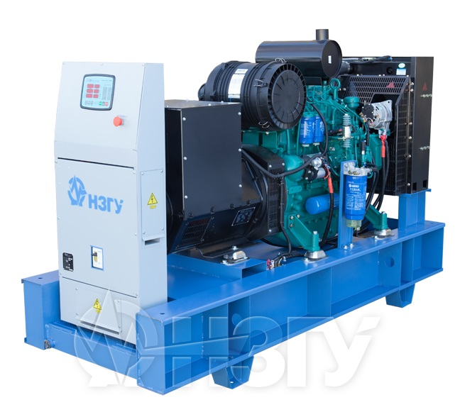 дизельная электростанция нзгу эдб-50-1