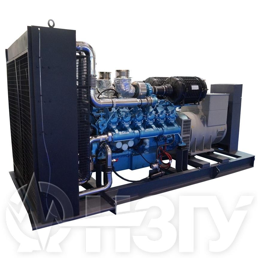 дизельная электростанция нзгу эдб-720-4