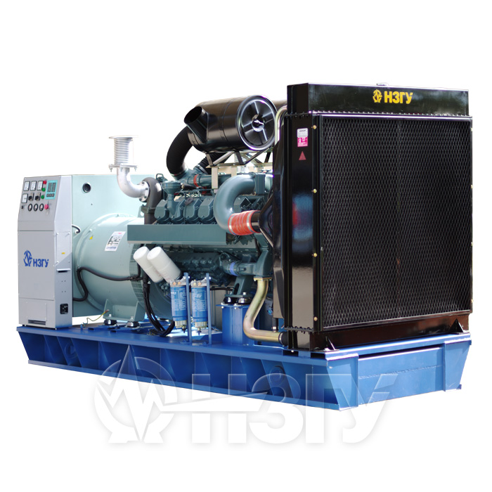 дизельная электростанция нзгу эдд-600-4