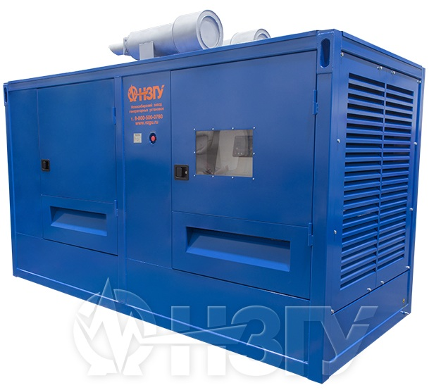 дизельная электростанция нзгу эдд-600-4-к