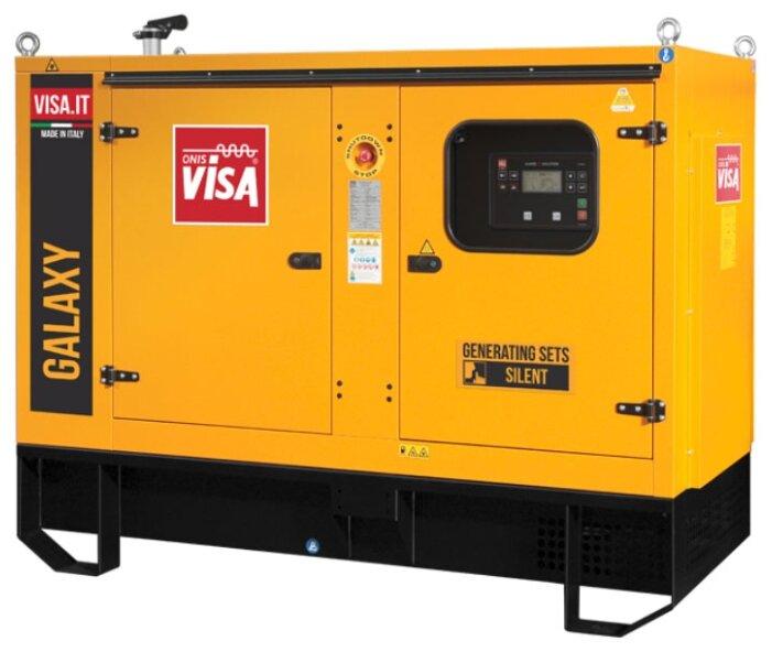 дизельная электростанция onis visa bd 50 gx