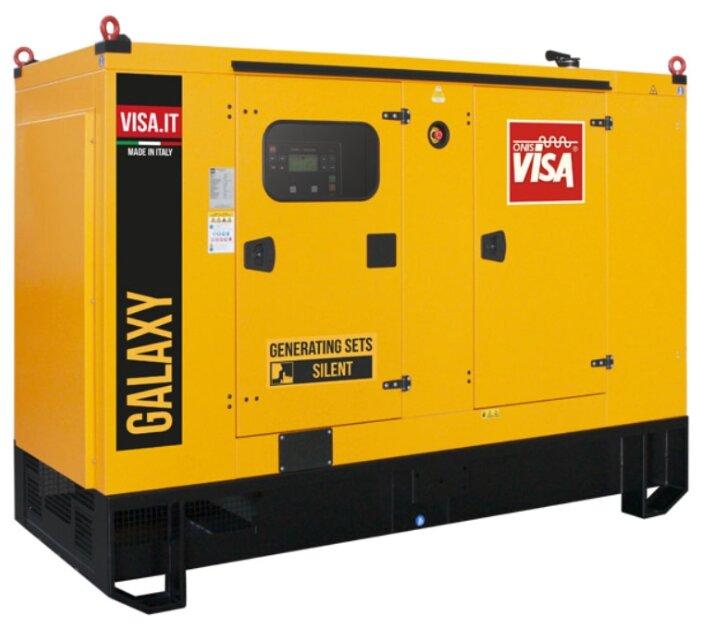 дизельная электростанция onis visa bd 60 gx