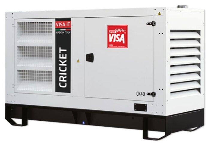 дизельная электростанция onis visa p 200 ck