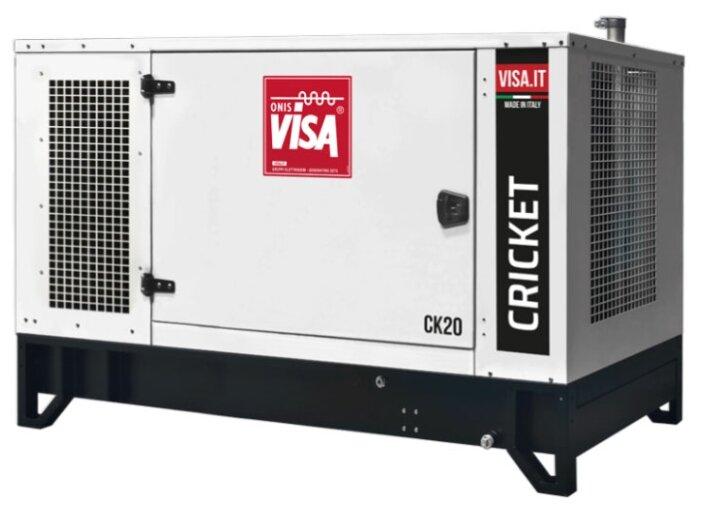 дизельная электростанция onis visa p 41 ck