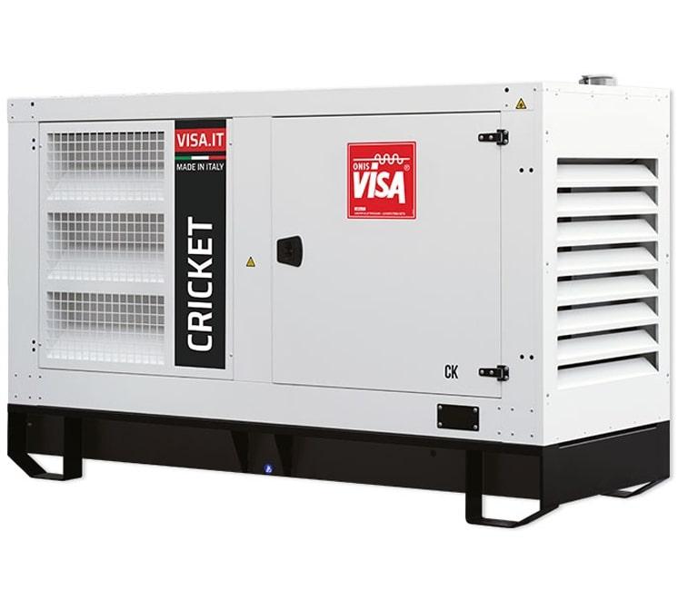 дизельная электростанция onis visa ck-p 135