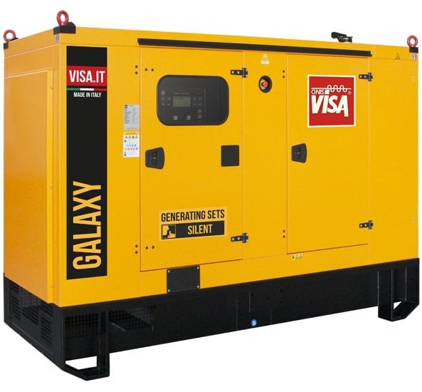 дизельная электростанция onis visa p 105 gx