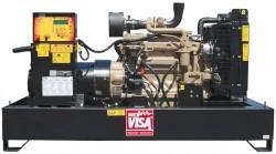 дизельная электростанция onis visa p 400 go