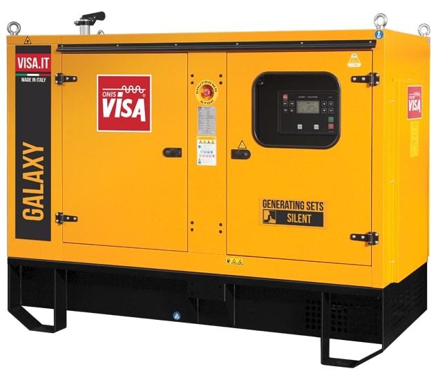 дизельная электростанция onis visa p 65 gx