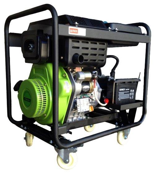 дизельная электростанция piran gpd6500