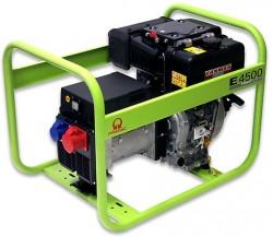 дизельная электростанция pramac e4500 3 фазы