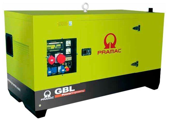 дизельная электростанция pramac gbl 22
