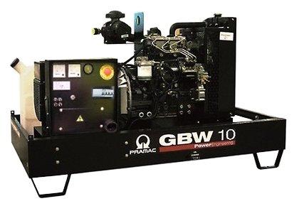 дизельная электростанция pramac gbw 10 p 400v