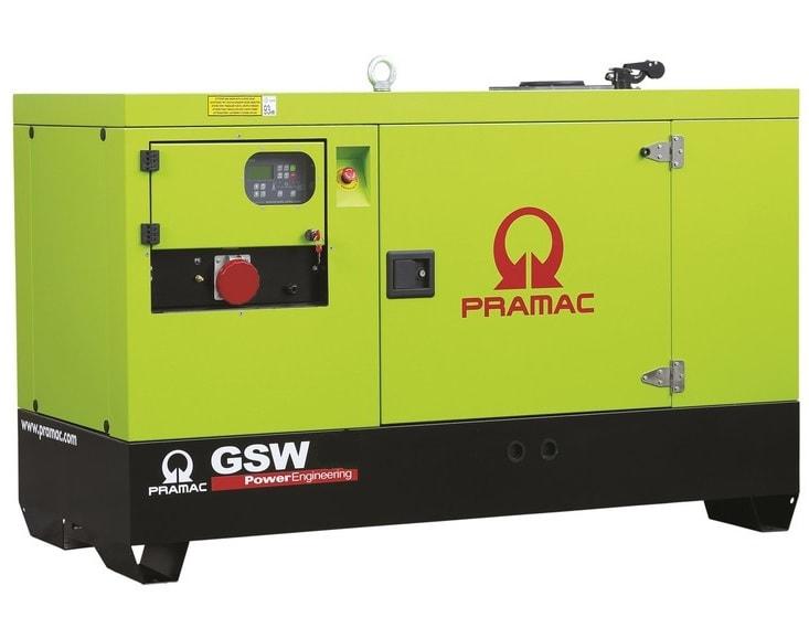 дизельная электростанция pramac gsw 15 y