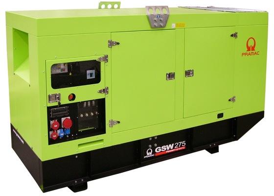 дизельная электростанция pramac gsw 275 v