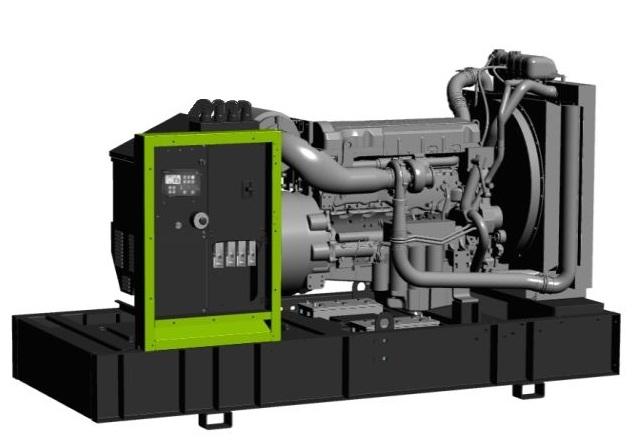дизельная электростанция pramac gsw 510 do