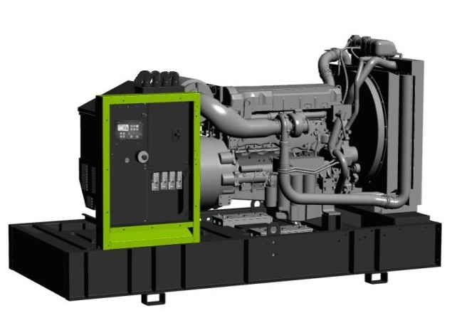дизельная электростанция pramac gsw550p