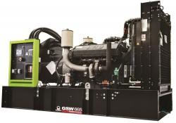 дизельная электростанция pramac gsw 665m
