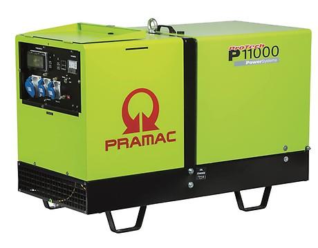 дизельная электростанция pramac p11000