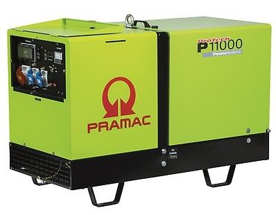 дизельная электростанция pramac p11000 3 фазы