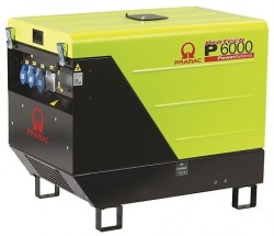 дизельная электростанция pramac p 6000 3 фазы