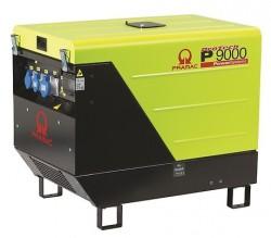 дизельная электростанция pramac p9000 3 фазы