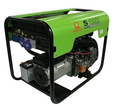дизельная электростанция pramac s15000