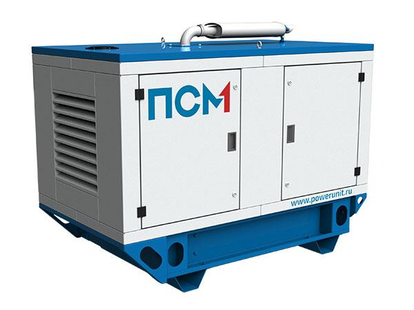 дизельная электростанция псм adf-30