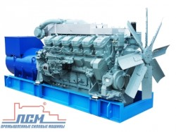 дизельная электростанция псм admi-1000