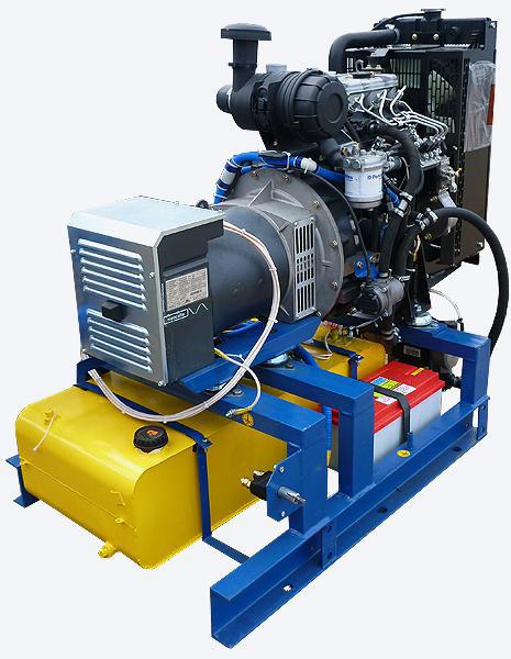 дизельная электростанция псм adp-640
