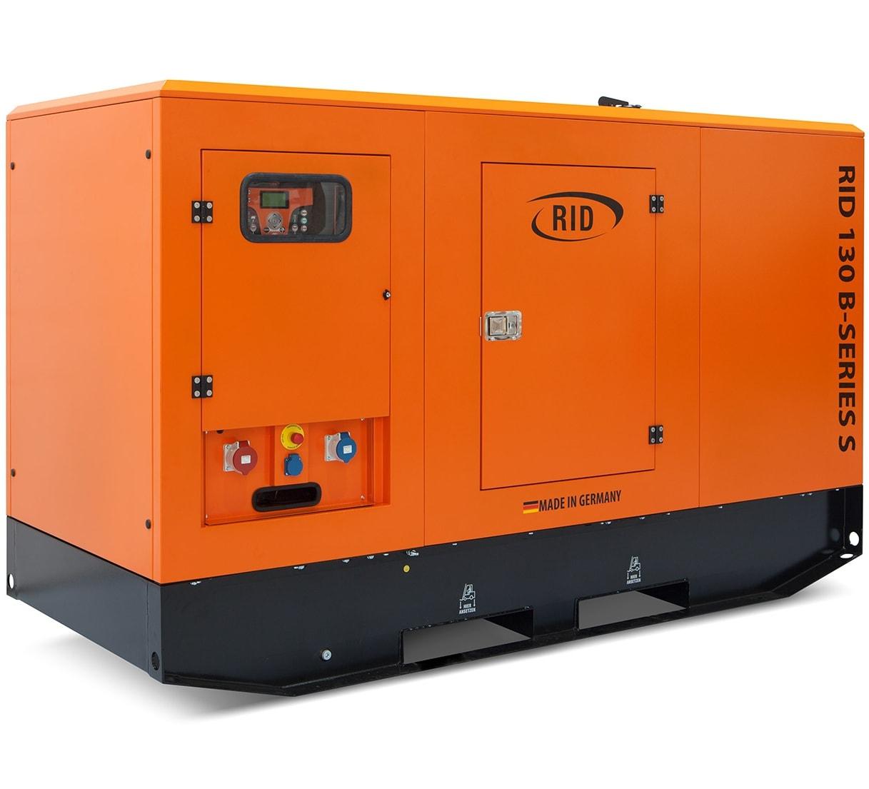 дизельная электростанция rid 130 b-series s