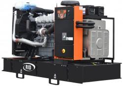 дизельная электростанция rid 150 c-series