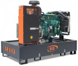 дизельная электростанция rid 150 v-series