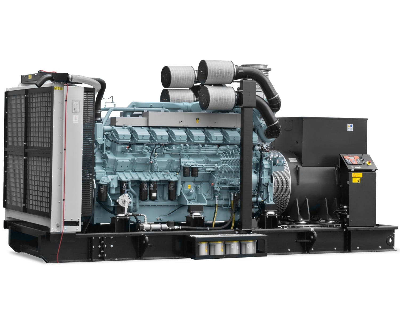 дизельная электростанция rid 1900 e-series