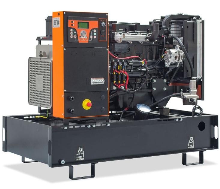 дизельная электростанция rid 30 e-series