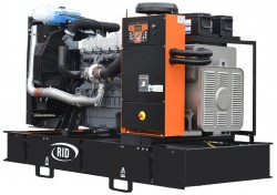 дизельная электростанция rid 350 v-series