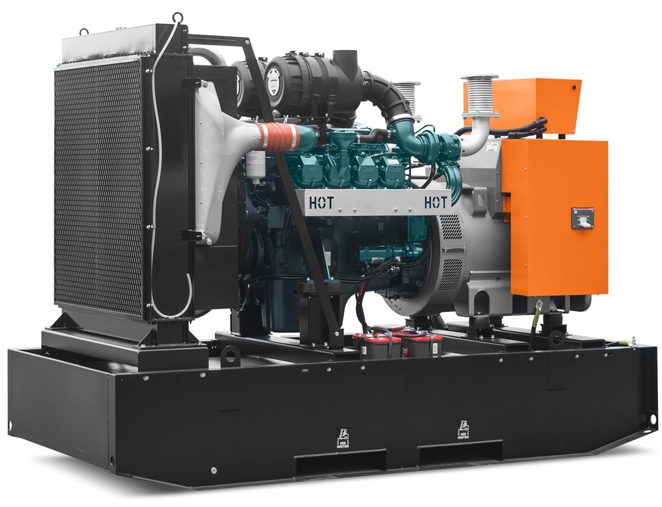 дизельная электростанция rid 500 c-series
