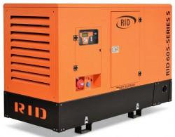 дизельная электростанция rid 60 e-series s