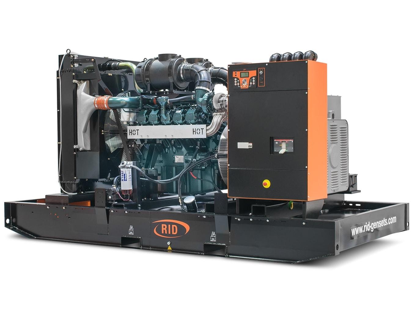 дизельная электростанция rid 700 b-series