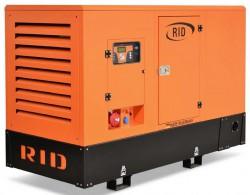 дизельная электростанция rid 80 v-series s