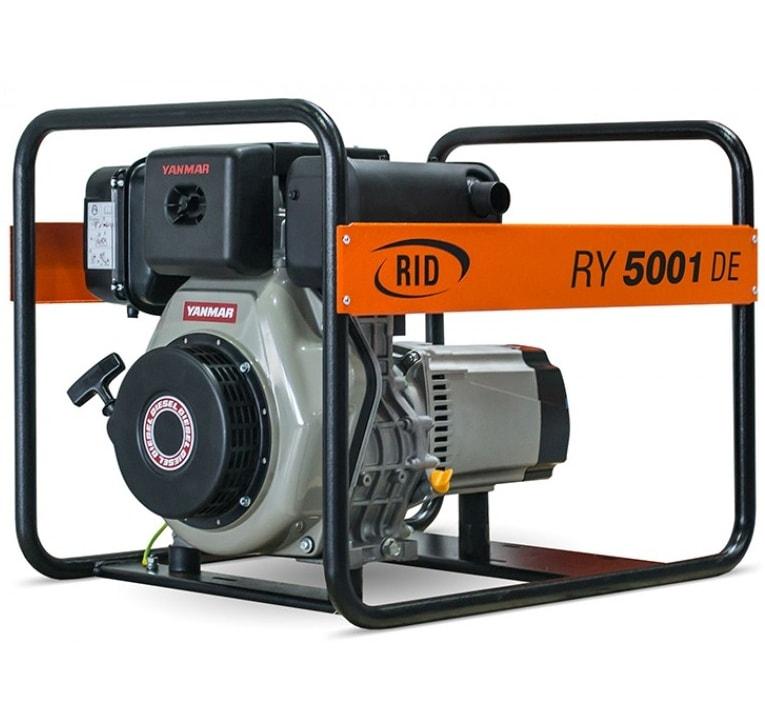 дизельная электростанция rid ry 5001 de