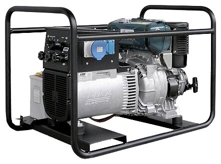 дизельная электростанция robin‑subaru ed7.0/230-w220re