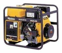 дизельная электростанция robin‑subaru rgd2510