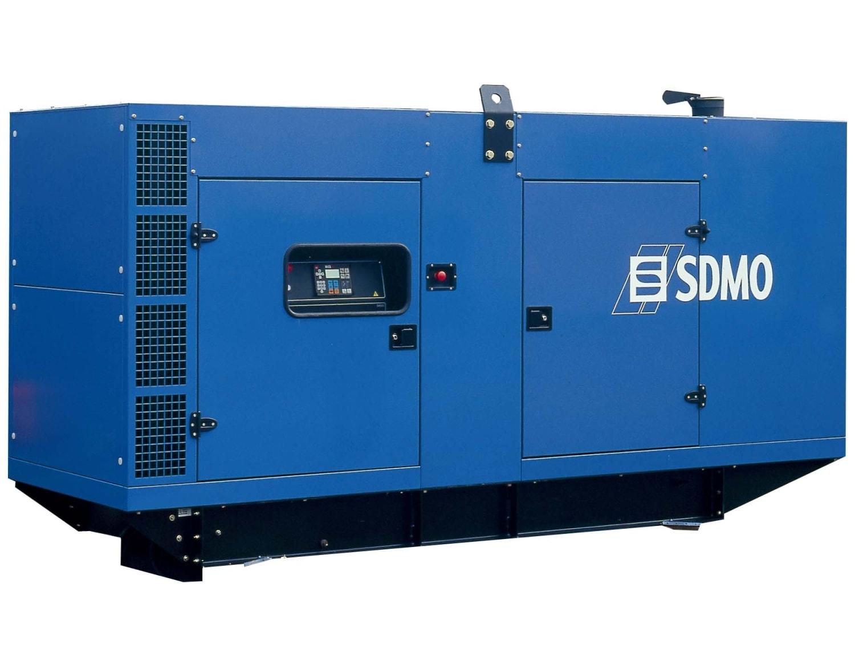 дизельная электростанция sdmo d275