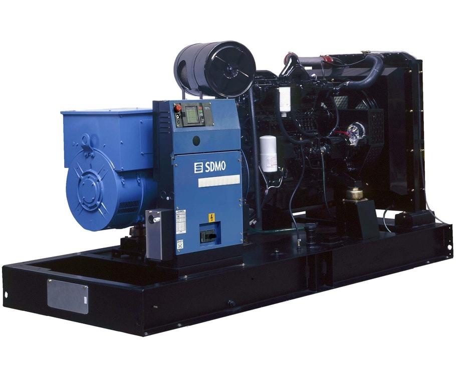 дизельная электростанция sdmo d300