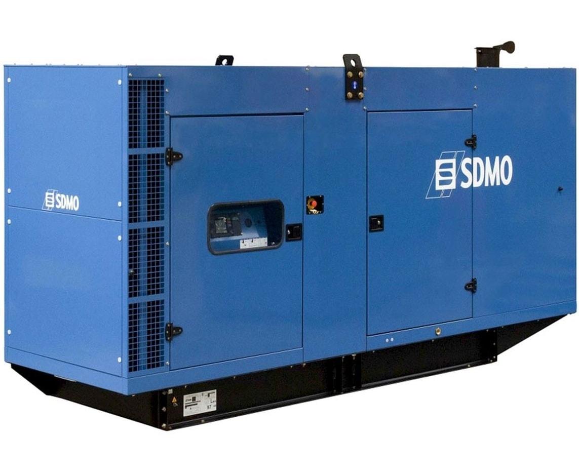 дизельная электростанция sdmo d330